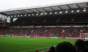 visit the staduim of Liverpool !! Let's Go !!!!!!!!!!! staduim